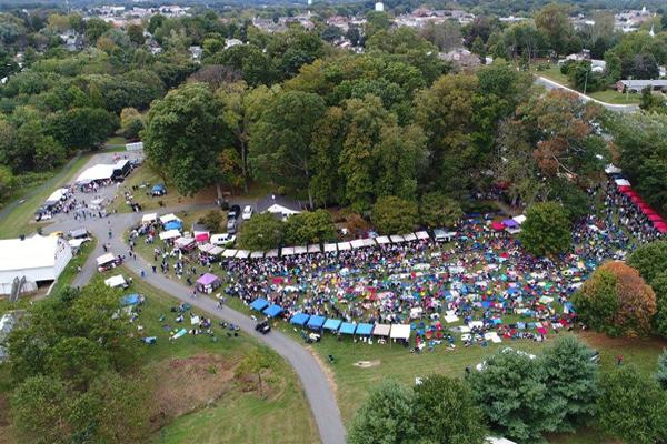 Harford County Wine Festival - Bel Air Rockfield Manor