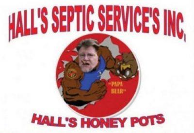 Hall's Honey Pots