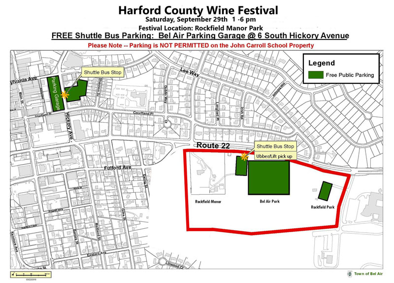 Harford County Wine Festival - Bel Air Rockfield Manor